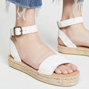 NIB Soludos Cadiz Platform Espadrille Sandal 8.5